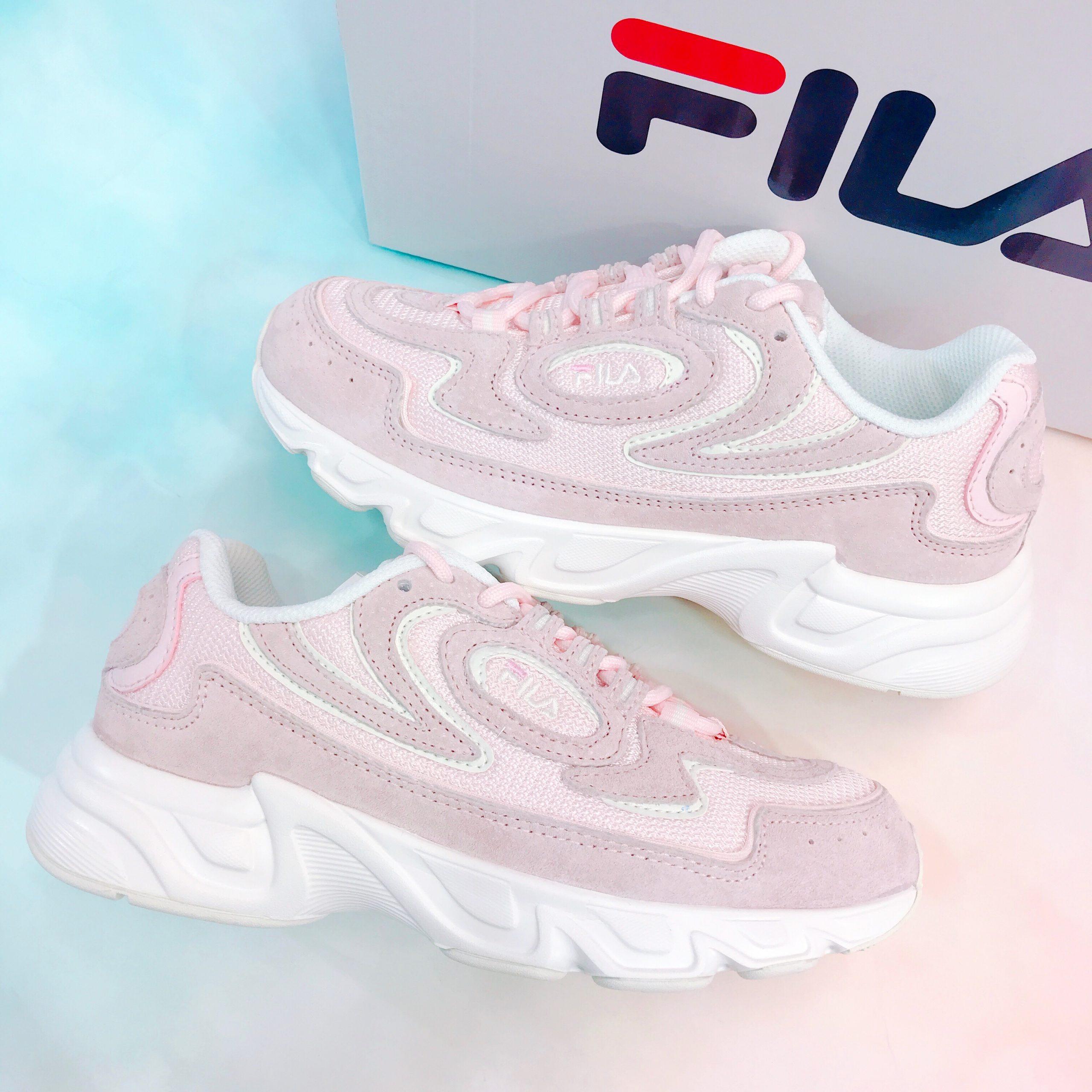 Fila Volante 98 Suede Pink | SKYMART